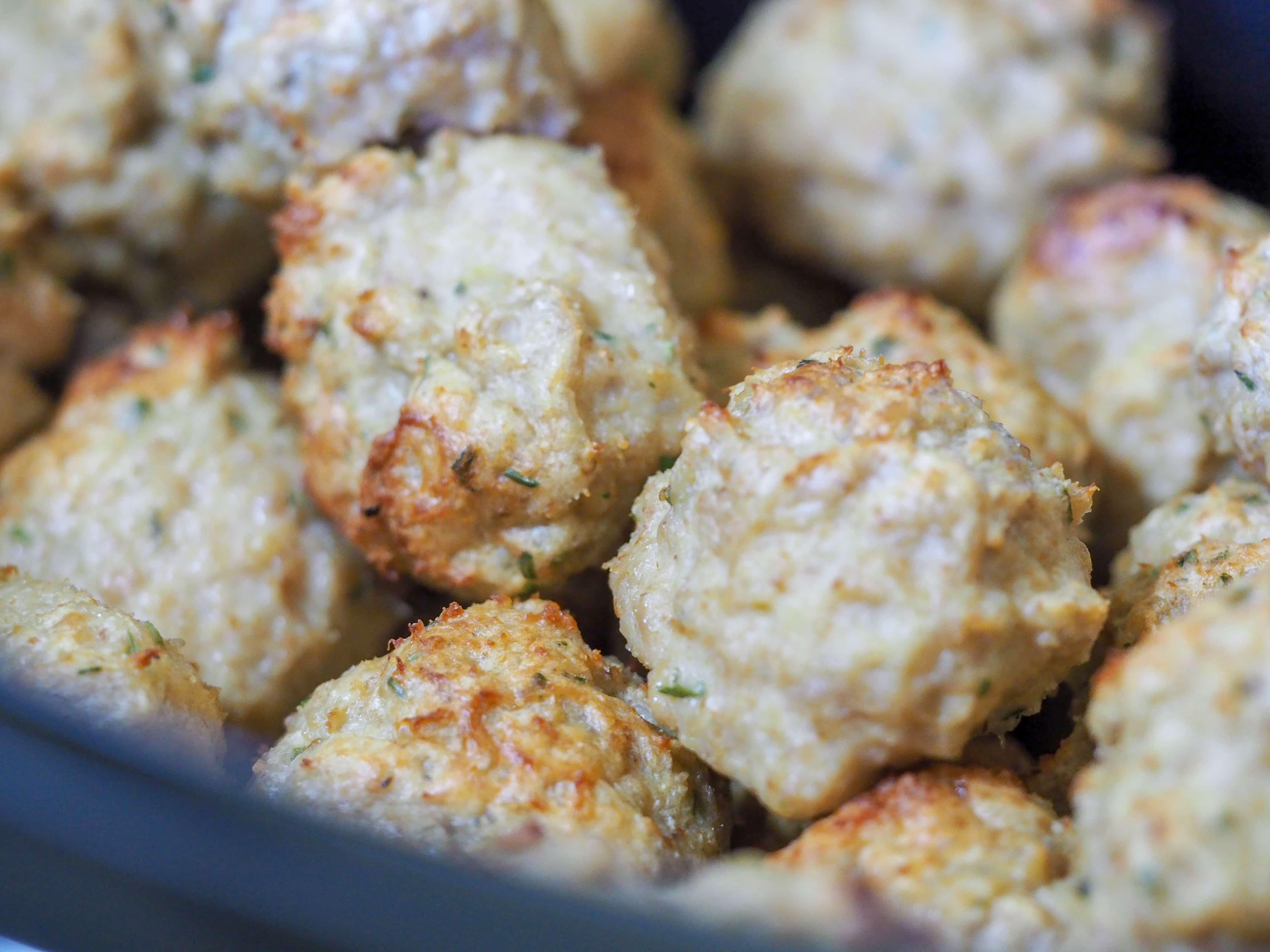 Instant Pot No Fail Buffalo Chicken Meatballss