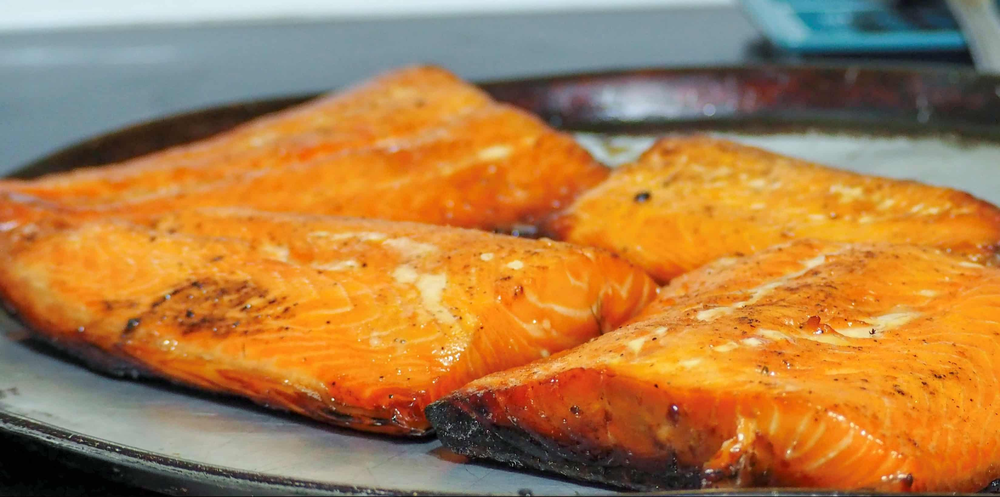 incredible smoked salmon
