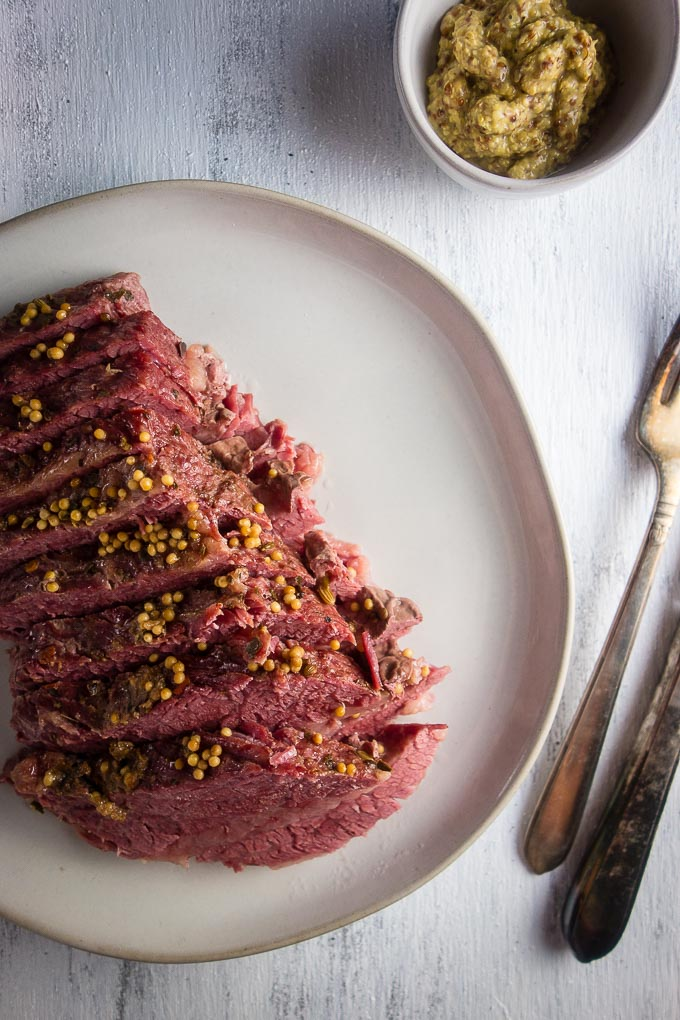 How to Make Instant Pot Corned Beef