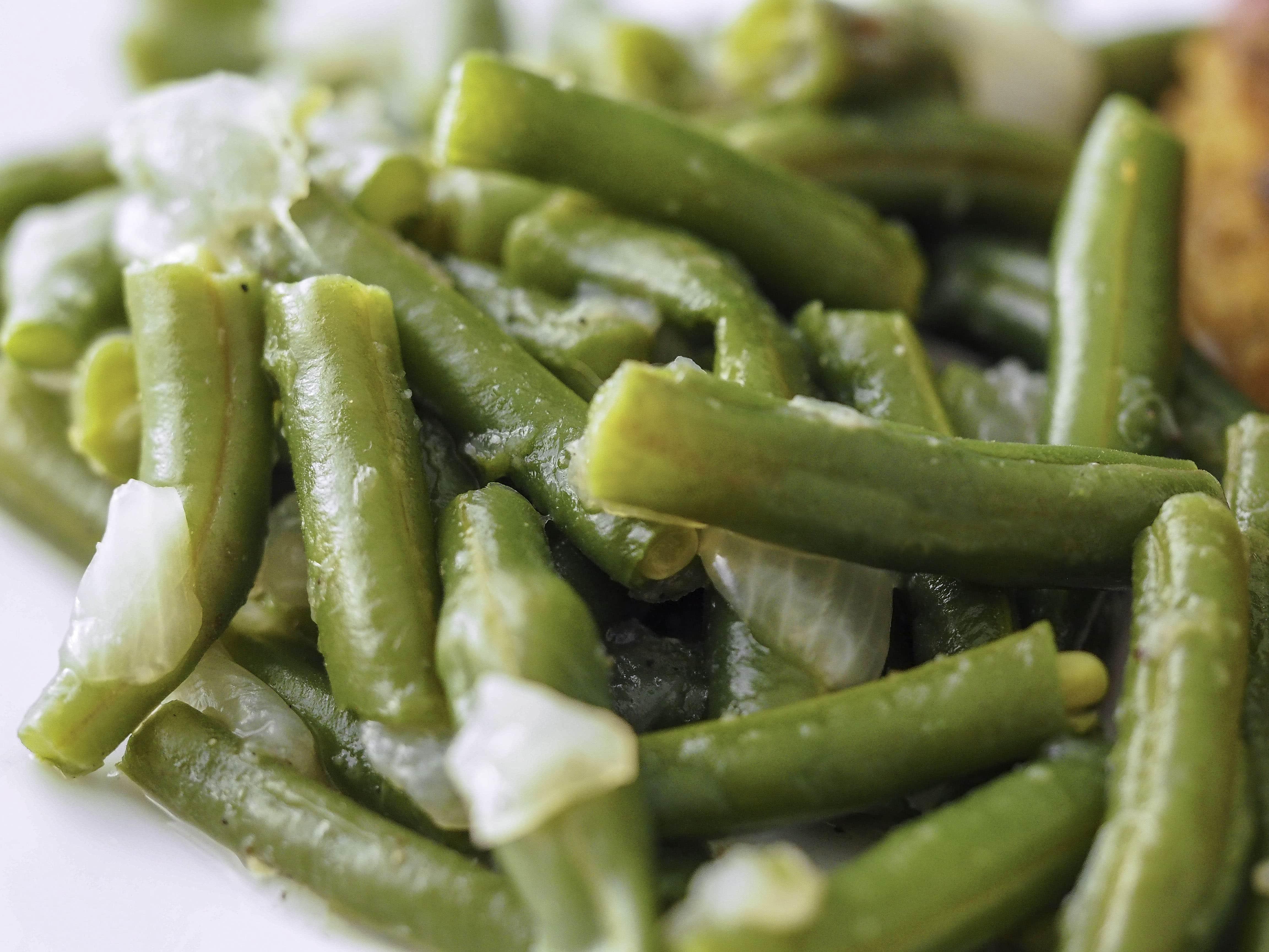 instant pot green beans